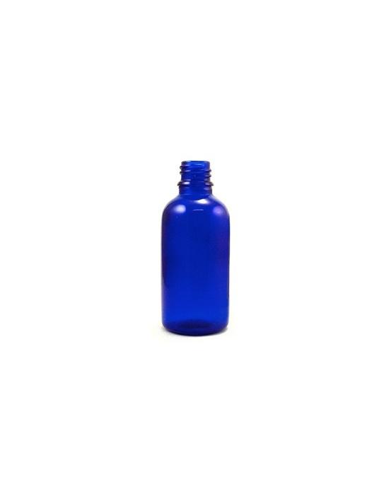 Bachblüten / Blütenessenzen Blauglas-Flaschen 50 ml für Therapeuten