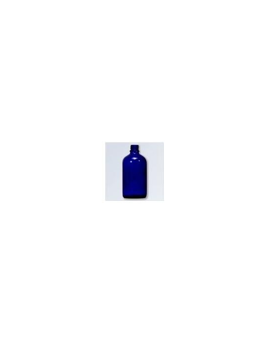 Bachblüten / Blütenessenzen Blauglas-Flaschen 100 ml für Therapeuten