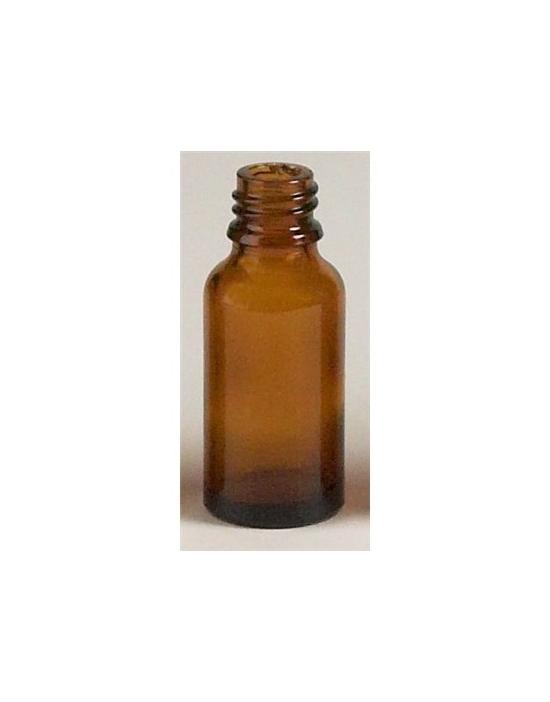 Bachblüten / Blütenessenzen Braunglas-Flaschen 20 ml