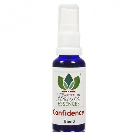 Confidence Vertrauen Australische Blütenessenzen Vitalsprays