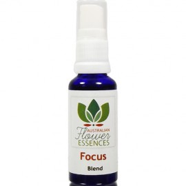 FOCUS Vitalspray 30 ml Australian Flower Essences Love Remedies