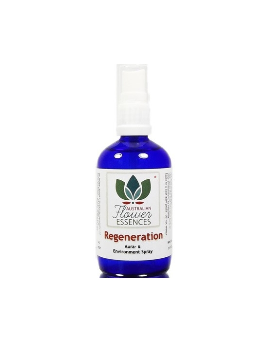 REGENERATION Auraspray 100 ml Australian Flower Essences Love Remedies