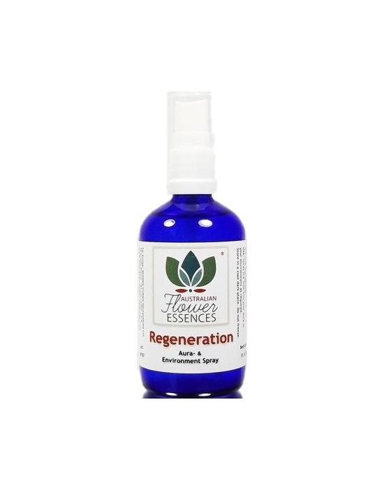 Regeneration Healing Aurasprays Australische Blütenessenzen