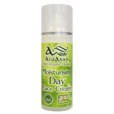 Algaran Organic Moisturising Day Cream crema diurna dosatore 50 ml Algaran Bio cosmetica naturale