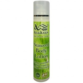 Organic Body Lotion 100 ml (Spender) Algaran Bio Naturkosmetik
