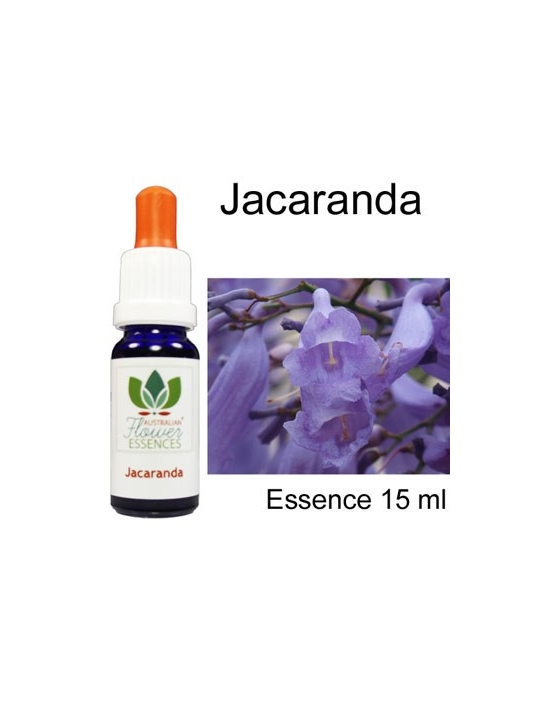 Australian Flower Essences JACARANDA 15 ml Love Remedies