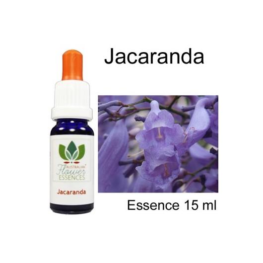 JACARANDA Blütenessenzen Australian Flower Essences Love Remedies