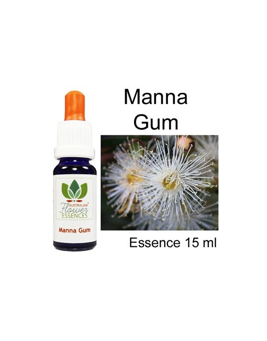 MANNA GUM Blütenessenzen Australian Flower Essences 15 ml Love Remedies