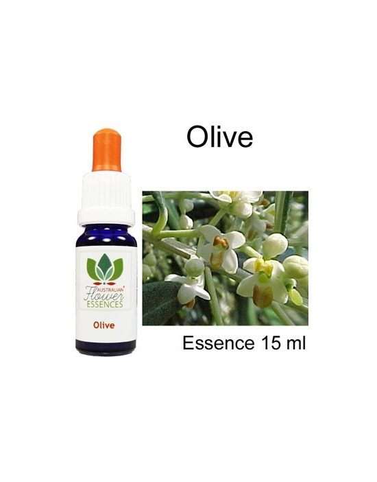 OLIVE 15 ml Australian Flower Essences fiori australiani