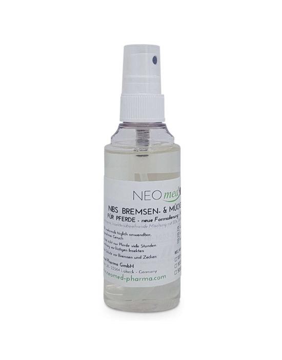 NEOMED Natural Stimular NBS Bremsen- und Mückenschutz f. Pferde 100 ml- zum Testen