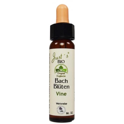 Vine Nr. 32 Fiori di Bach BIO gocce di Bach originali inglesi