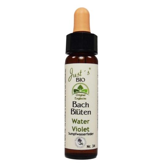 Water Violet Nr. 34 Fiori di Bach BIO gocce di Bach originali inglesi