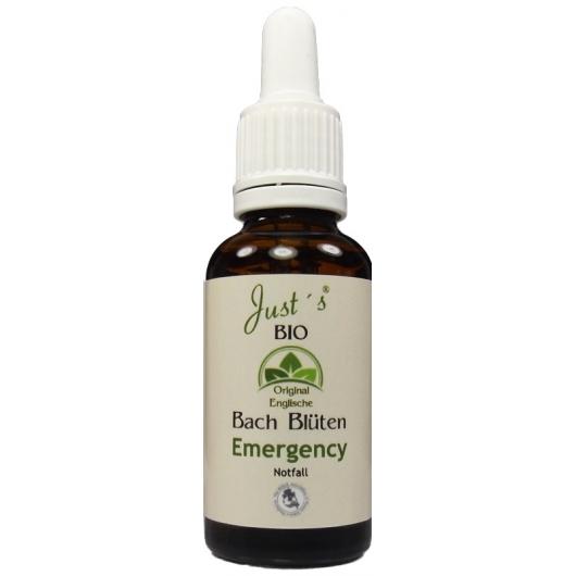 Emergency Organic Bach Flower Remedies Blends 30 ml