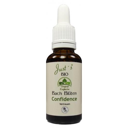 Confidence Organic Bach Flower Remedies Blends 30 ml