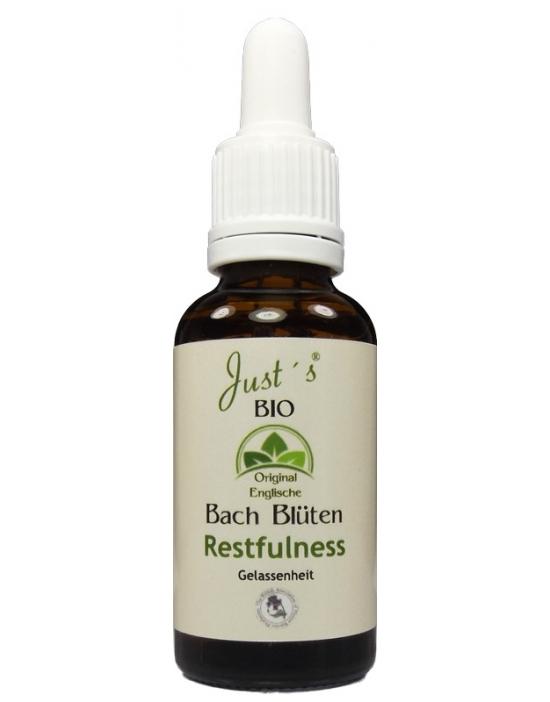 Restfulness original englische Bio Bachblüten Gelassenheit Bach Flower Essences