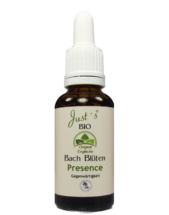 Presence Organic Bach Flower Remedies Blends 30 ml