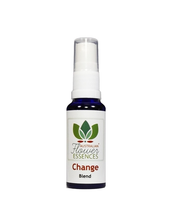 Change Vitalspray Love Remedies Buschblüten Australian Flower Essences