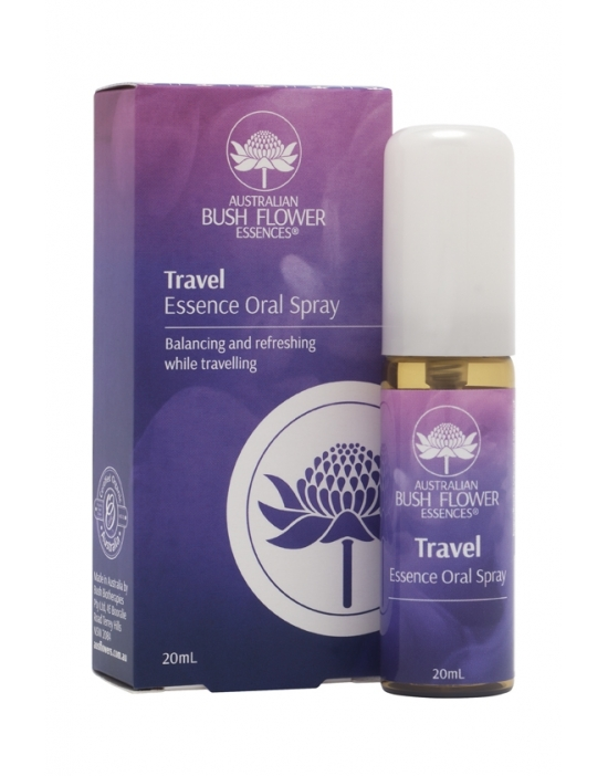 TRAVEL oral spray...