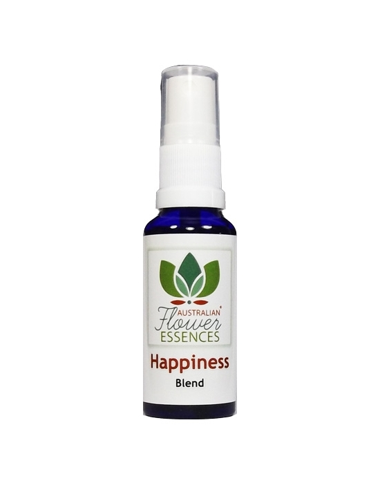 Happiness Glück Australische Buschblüten Vitalsprays Australian Flower Essences