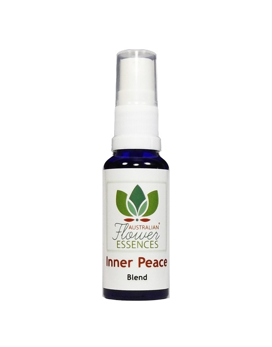 Inner Peace Tranquillità spray vitali Australian Flower Essences 30 ml