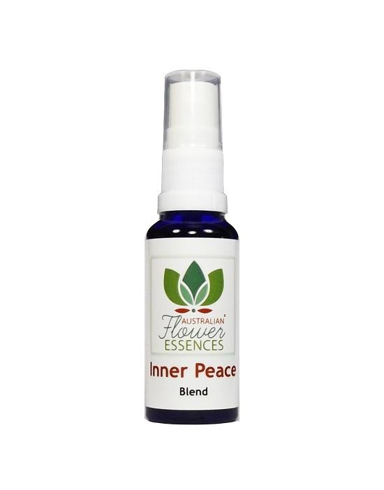 Buschblüten Vitalspray Inner Peace Frieden Love Remedies