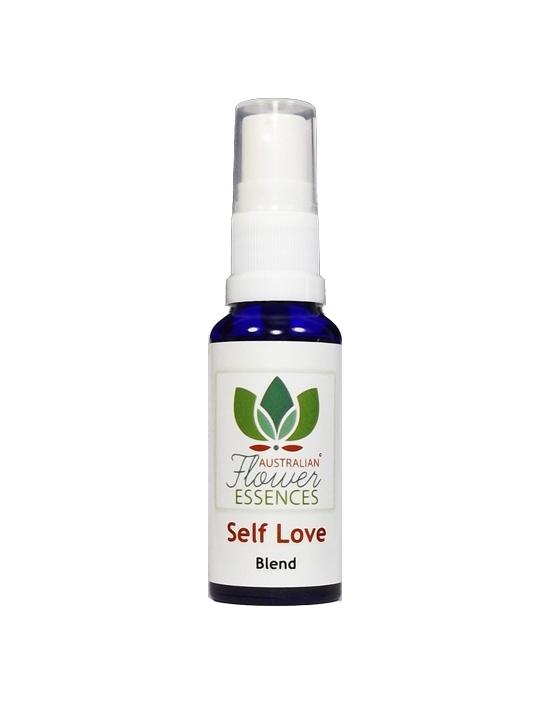 Australian Flower Essences Blend Self-Love 30 ml