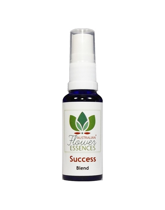 Success Successo spray vitali 30 ml Essenze Floriali australiane Australian Flower Essence
