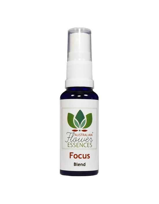 Focus Concentrazione spray vitali 30 ml Australian Flower Essences