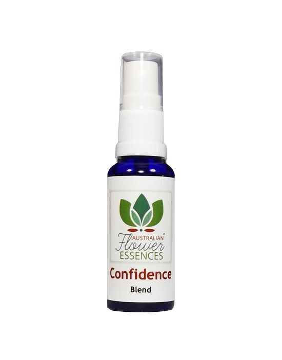 Confidence Blend 30 ml Australian Flower Essences
