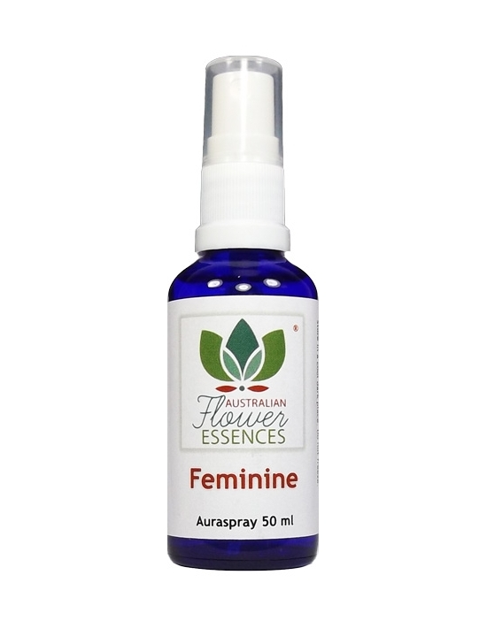 FEMININE Feminilità Aura Spray Australian Bush Flower Essences