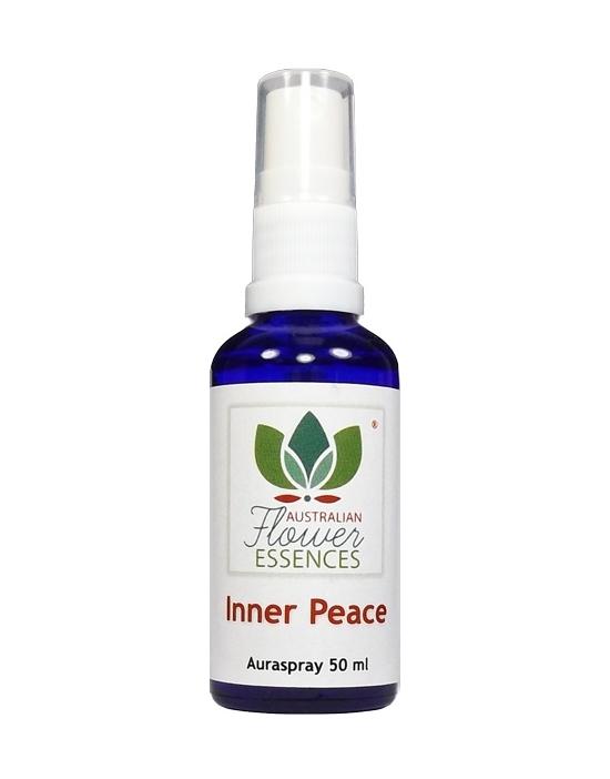 Inner Peace Frieden Australische Buschblüten Auraspray Australian Flower Essences