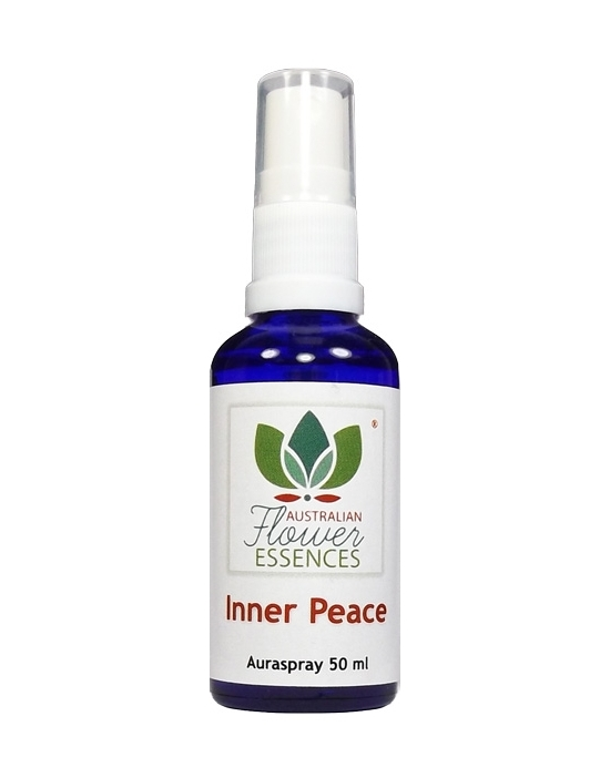 Inner Peace Frieden Australische Buschblüten Auraspray Australian Flower Essences