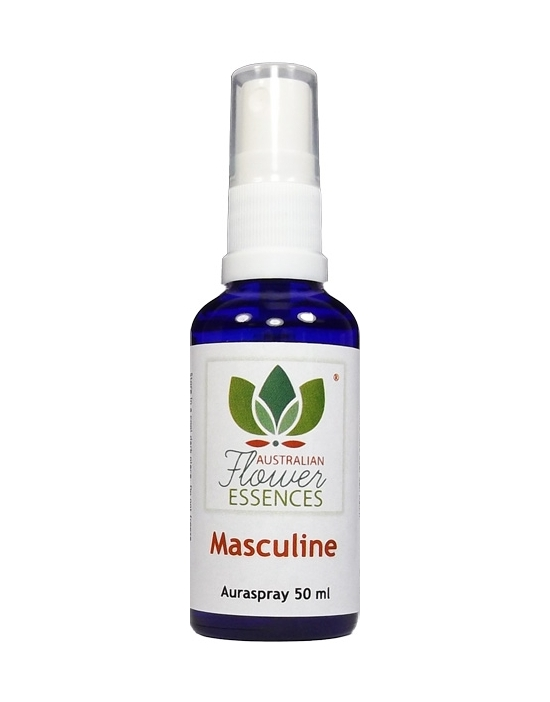 Masculine Aura spray 50 ml Australian Flower Essences