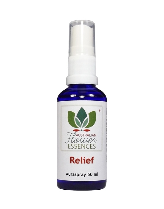 Relief Aura spray 50 ml Australian Flower Essences