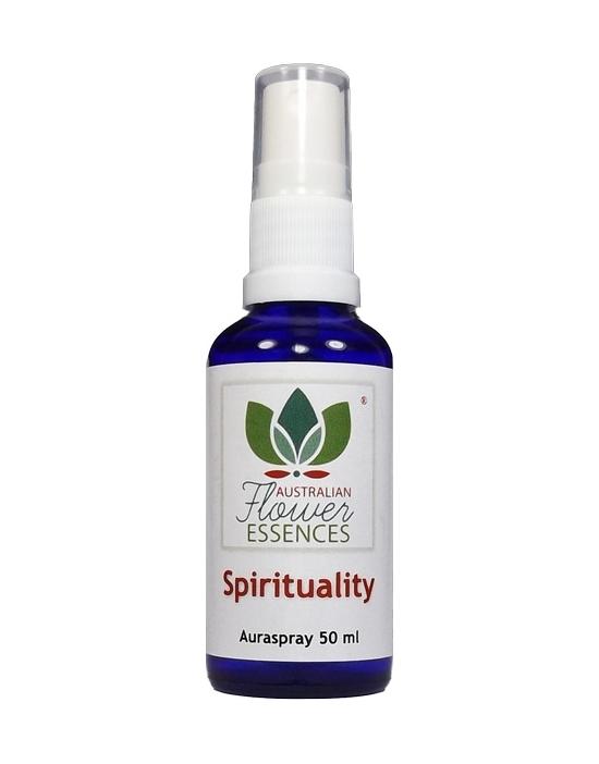 Spirituality Spiritualität Australische Buschblüten Auraspray 50 ml Australian Flower Essences