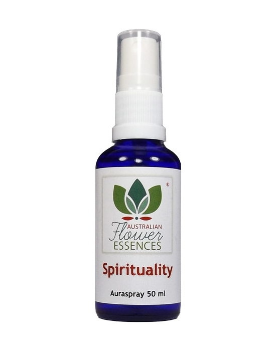 Spirituality Spiritualità auraspray 50 ml Australian Flower Essences