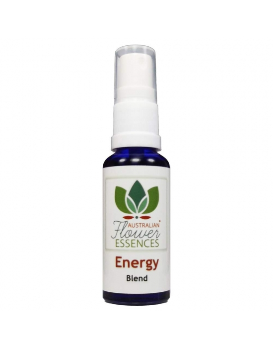 Energy Blend Australian Flower Essences 30 ml