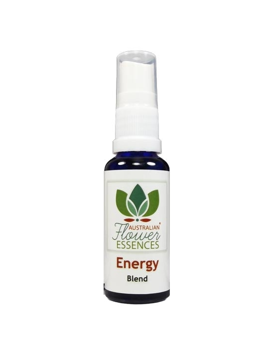 Australian Flower Essences Blend Energy 30 ml