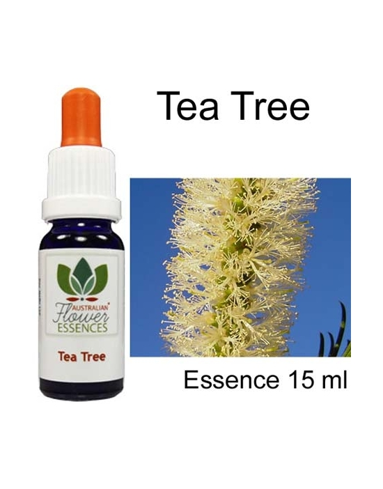 TEA TREE 15 ml Australian Flower Essences Buschblüten