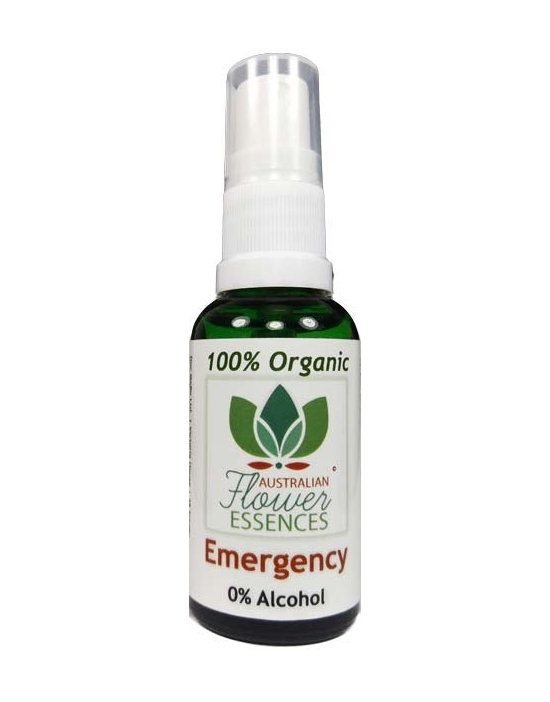 Emergency BIO Buschblüten Vitalspray Australian Flower Essences