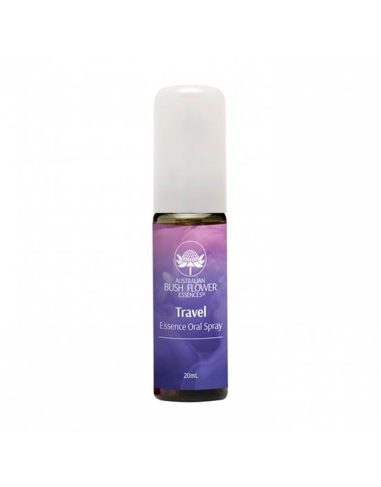 TRAVEL Mundspray Australian Bush Flower Essences