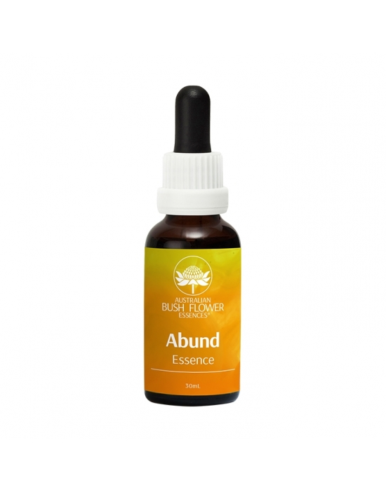ABUND Essence 30 ml Australian Bush Flower Essences essenze combinate