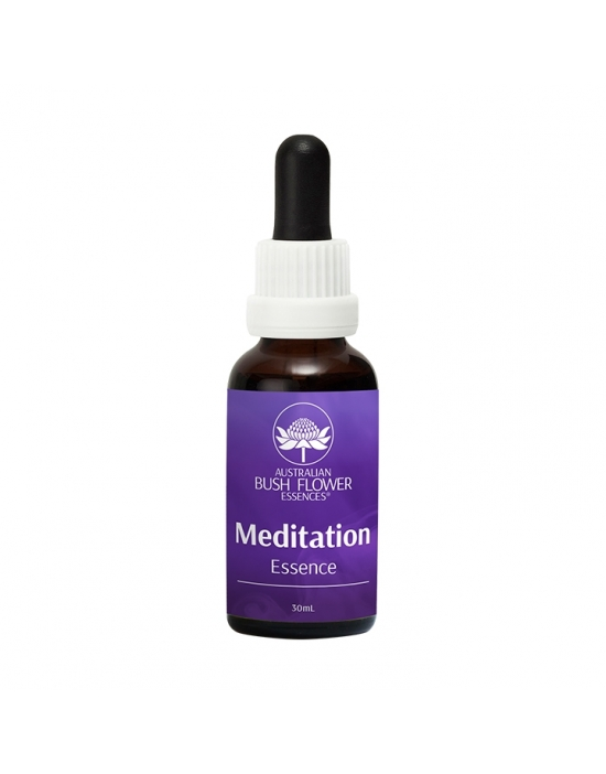 Meditation Essence 30 ml Australian Bush Flower Essences essenze combinate