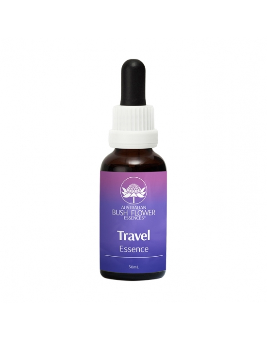 Travel Essence 30 ml  Australian Bush Flower Essences essenze combinate