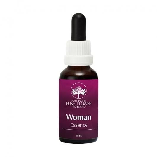 WOMAN Essence feminile 30 ml  Australian Bush Flower Essences essenze combinate