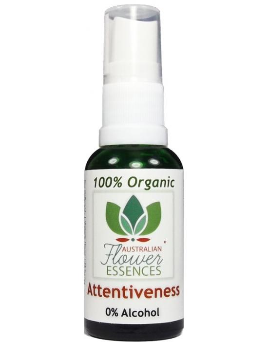 Attention Organic Blend...