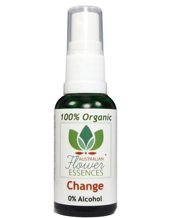 Change Organic Blend...