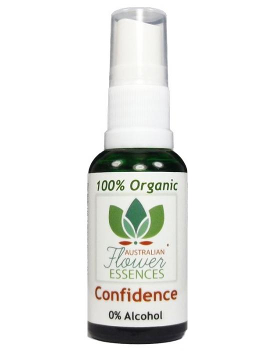 Confidence Organic Blend...