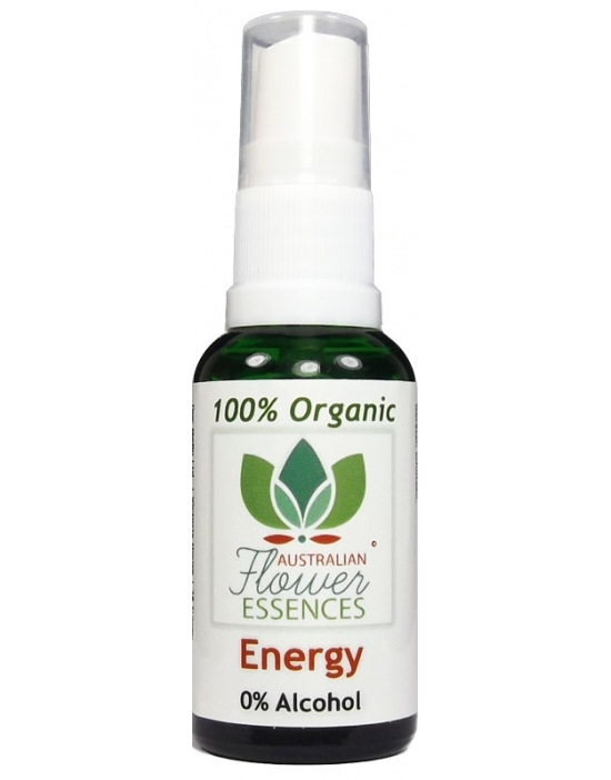 Energy 30 ml Organic Blend...