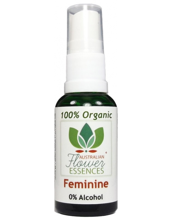 Feminine Organic Blend Australian Flower Essences